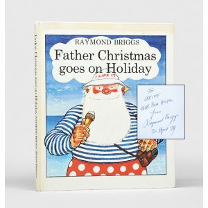 Father Christmas Goes on Holiday.