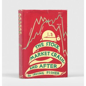 The Stock Market Crash - and after.
