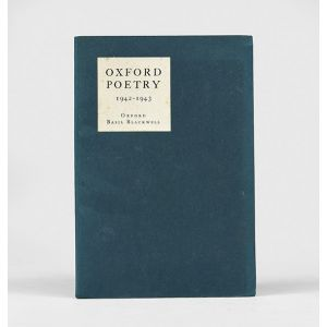 Oxford Poetry 1942-43.