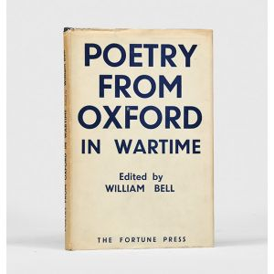 Poetry from Oxford in Wartime.
