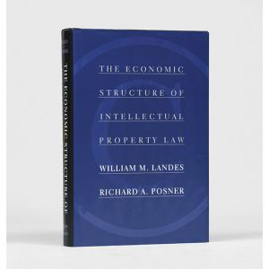 The Economic Structure of Intellectual Property Law.