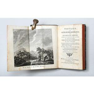 Voyage au Cap de Bonne-Esperance, et autour du Monde avec le Capitaine Cook, et principalement dans les pays des Hottentots et des Caffres.