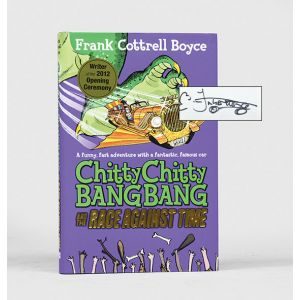 Chitty Chitty Bang Bang and the Race Against Time.