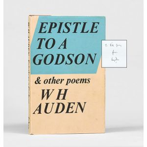 Epistle to a Godson and Other Poems.