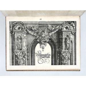 Ehrenpforte. Arc triomphal de l'empereur Maximilien I. (The Triumphal Arch of Maximilian I.)