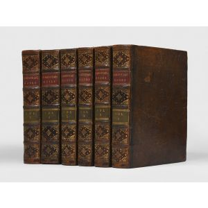 The Works of Shakespear. In Six Volumes.