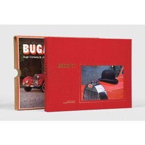 Bugatti: L'Histoire illustree des voiyures de Molsheim.