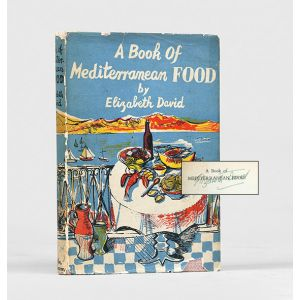 A Book of Mediterranean Food.