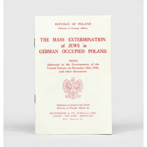 The Mass Extermination of Jews in German Occupied Poland.