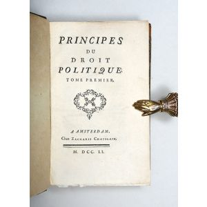Principes du droit naturel.