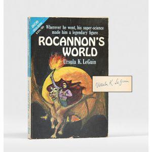 Rocannon's World.