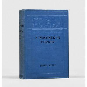 A Prisoner in Turkey.
