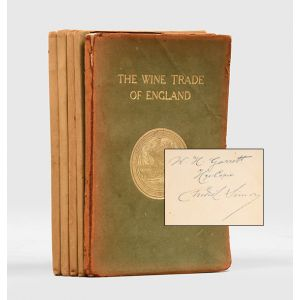 Lectures delivered at Vintner's Hall by The Wine Trade Club, 20 November 1911 - 13 May 1912.