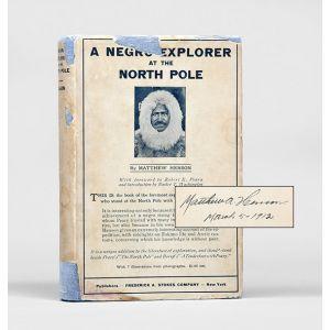 A Negro Explorer at the North Pole.