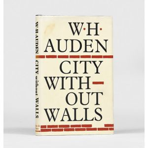 City Without Walls, and other poems.