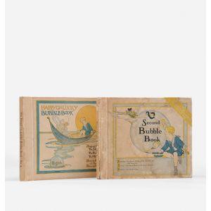 Happy Go Lucky Bubble Book No 8.