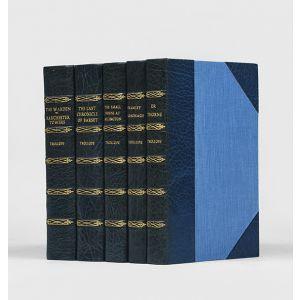 The Barsetshire Novels.