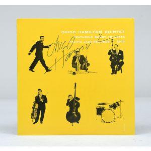 Chico Hamilton Quintet featuring Buddy Collette.