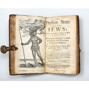 The Present State of the Jews: (more particularly relating to those in Barbary.)