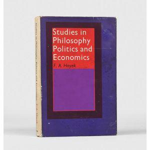 Studies in Philosophy, Politics and Economics.