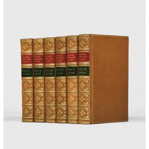 Diary and Letters of Madame D'Arblay (1778 - 1840)