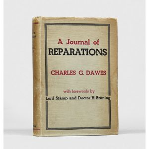 A Journal of Reparations.