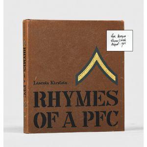 Rhymes of a PFC.