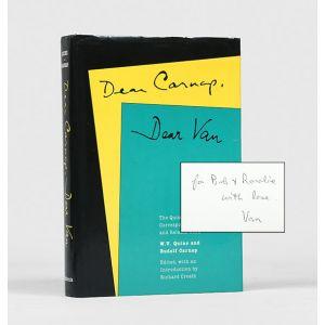 Dear Carnap, Dear Van.