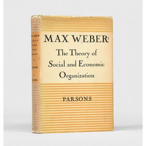 The Theory of Social and Economic Organization.