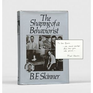 The Shaping of a Behaviorist.