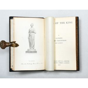 Idylls of the King.