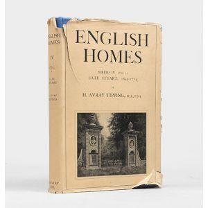English Homes. Period IV-Vol. I, Late Stuart, 1649-1714.
