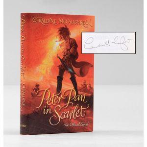 Peter Pan in Scarlet.