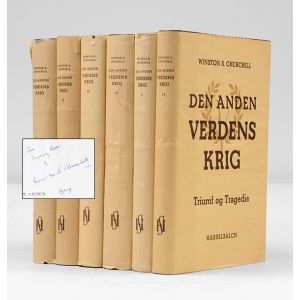[The Second World War, in Danish] Den Anden Verdenskrig.