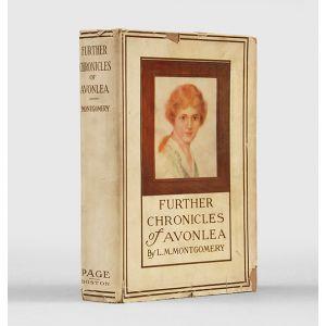 Further Chronicles of Avonlea.