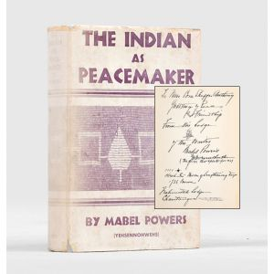 The Indian as Peacemaker.
