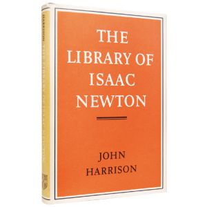 The Library of Isaac Newton.