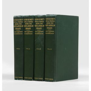 Life, Letters and Travels of Father Pierre-Jean De Smet, S.J. 1801-1873.