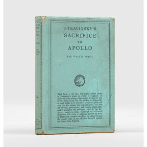 Stravinsky's Sacrifice to Apollo.