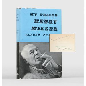 My Friend Henry Miller. An Intimate Biography.