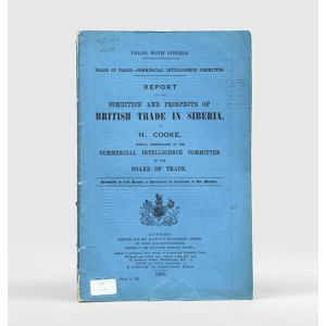 Trade with Siberia.  Board of Trade - Commercial Intelligence Committee.