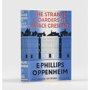 The Strange Borders of Palace Crescent.