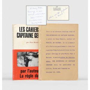 Les Cahiers du Capitane Georges.
