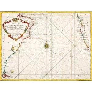 Carte de Ocean Meridional