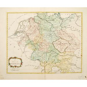 2nd. MAP OF GERMANY