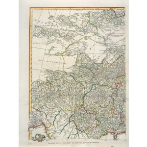 ASIA, PL.V. PART OF CHINA, TIBET AND TARTARY. REVISED BY MR. BOLTON