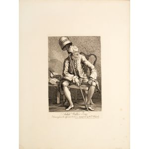 John Wilkes Esq. Drawn from Life and Etch'd in Aquaforts by Willm. Hogarth