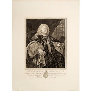 Dr Benjamin Hoadly, Lord Bishop of Winchester.