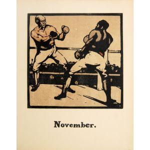 November - Boxing - An Almanac of Twelve Sports