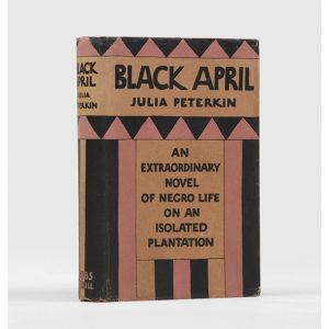 Black April. A Novel.